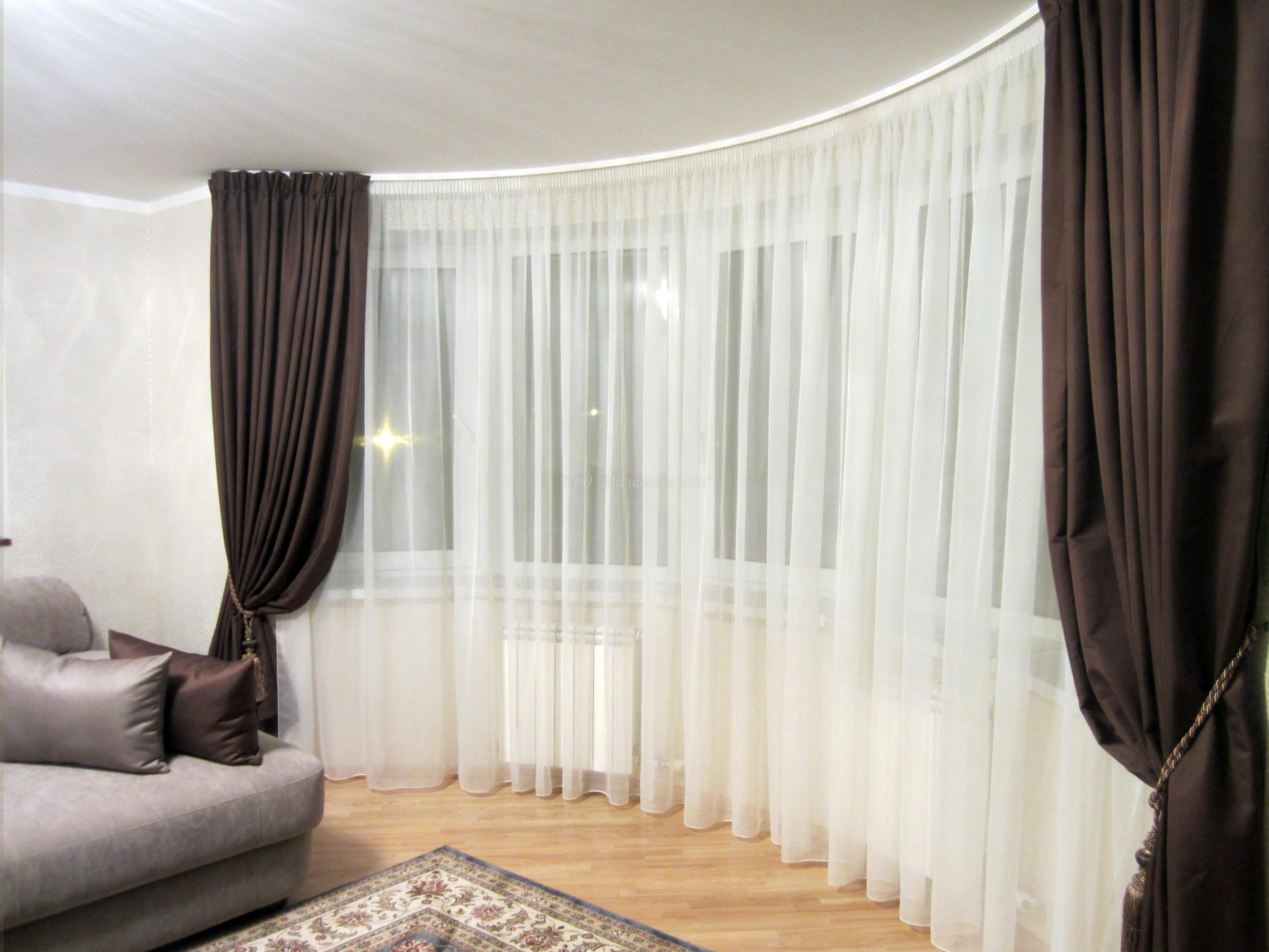 Как выбрать шторы и тюль
